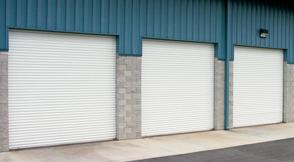 Amarr Commercial Garage Doors