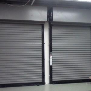 R And S Commercial Garage Doors
