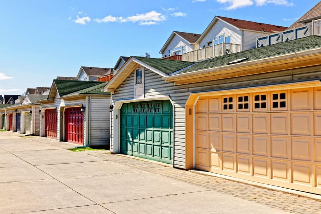 repair or replace garage door