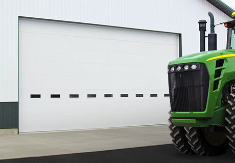 energy Series Polystyrene Insulated Steel Doors R-values To 9.1