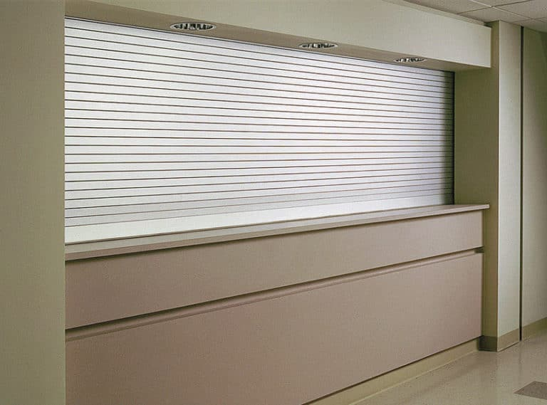 counter Doors / Shutterscoiling Steel Doors / Shutters To Secure Counter Openings & Similar Areas