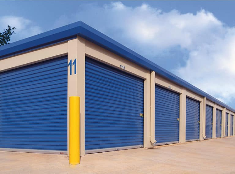 roll-up Sheet Doorscoiling Steel Sheet Doors Available In A Range Of Gauges And Colors