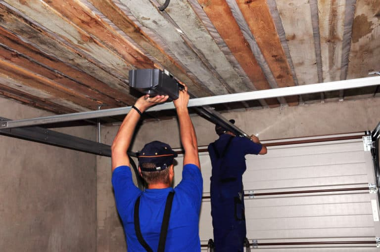 How Long Does It Take To Install A Garage Door Opener?