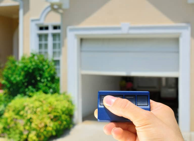 How To Reprogram A Garage Door Keypad And Opener